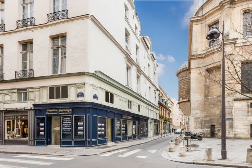 Propriétés Parisiennes Saint Sulpice Sotheby's International Realty