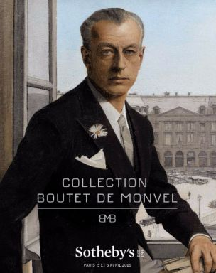 Collection Boutet de Monvel - Achat vente hôtel particulier penthouse Paris