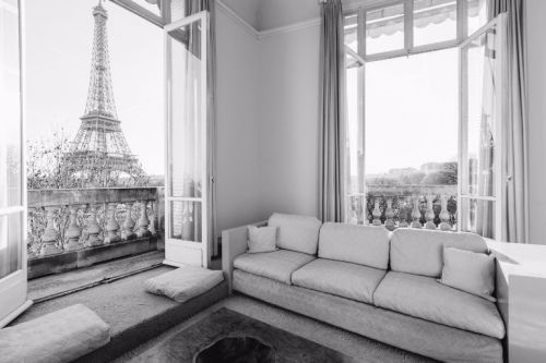 Sotheby's International Realty France - Monaco - Achat vente hôtel particulier penthouse Paris