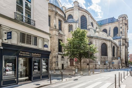 Propriétés Parisiennes (Saint Sulpice) Sotheby's International Realty